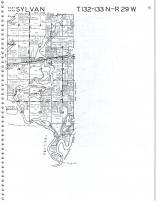 Map Image 004, Cass County 1985